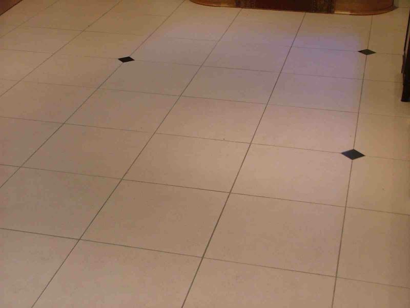 ceramic floor tile installation instructions