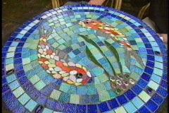 Mosaic Tiling Examples